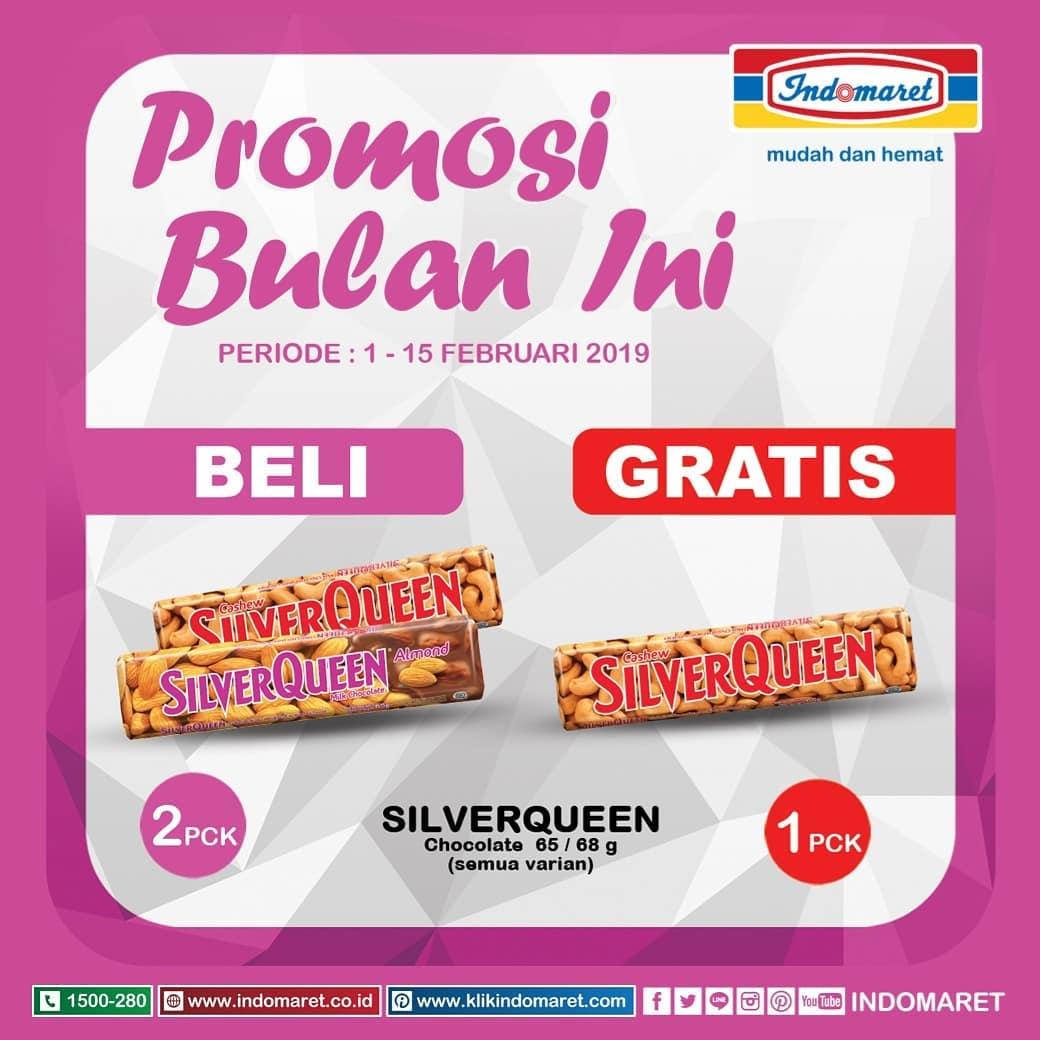 #Indomaret - #Promo Special Chocolate Valentine Beli 2 Gratis 1 (s.d 15 Feb 2019)