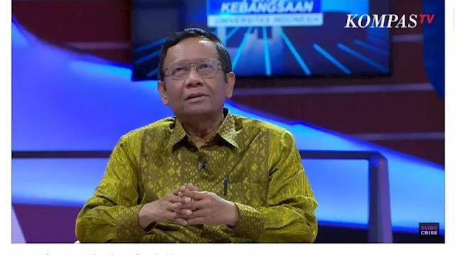 Mahfud MD: Saya Meyakini Gugatan BPN Prabowo-Sandi akan Dapat Diterima MK