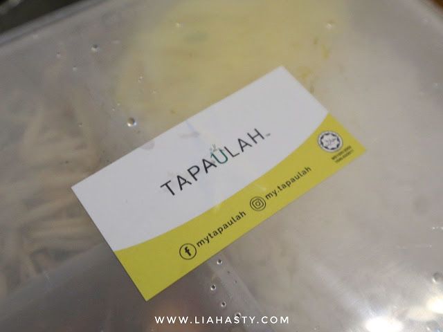 Jenama homegrown TAPAULAH kini di Georgetown Pulau Pinang