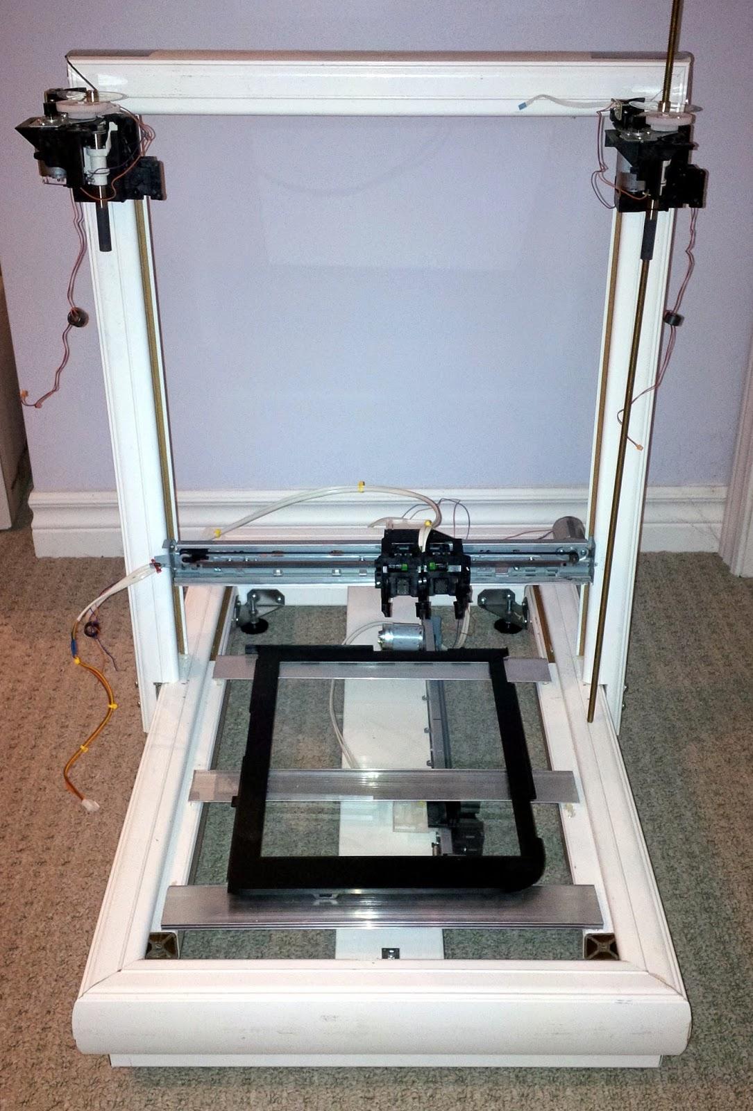 Arduino-Pi Ramblings: Further Progress On Framing My