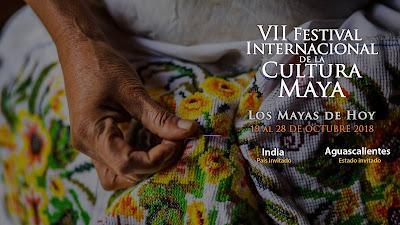 ficmaya 2018 festival de la cultura maya