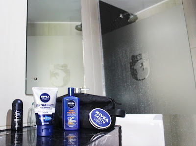 sabun pembersih wajah pria