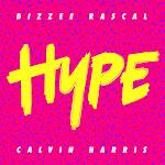 Dizzee Rascal & Calvin Harris - Hype - Single Cover