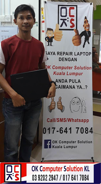 [SOLVED] MASALAH KEYBOARD LENOVO 80RK | REPAIR LAPTOP CHERAS 7