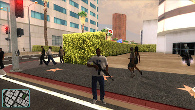 GTA San Andreas Best Graphics Mod Pack 2021