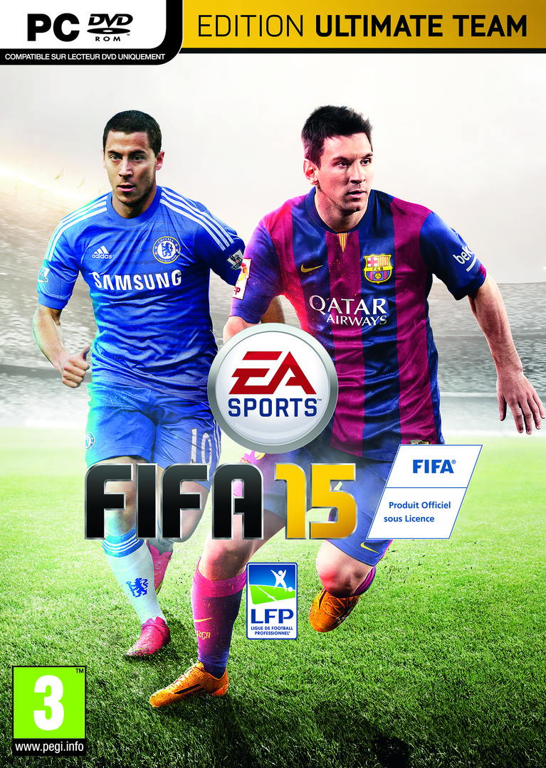 لعبة FIFA 2015