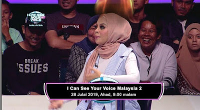 Live Streaming I Can See Your Voice Malaysia 28.7.2019