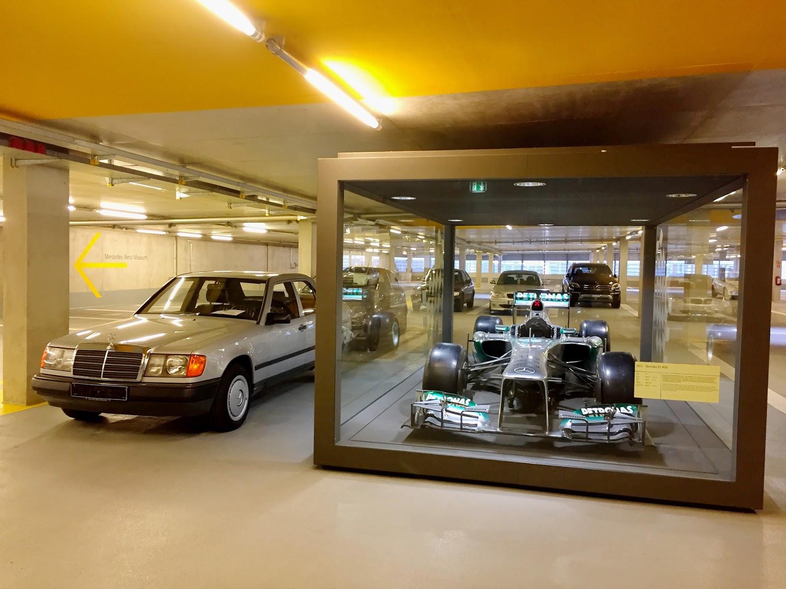 a1a5dee232 Mercedes Benz Museum Review Stuttgart Germany - Travel with Hobbit
