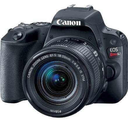 Canon SL2 Camera Reviews