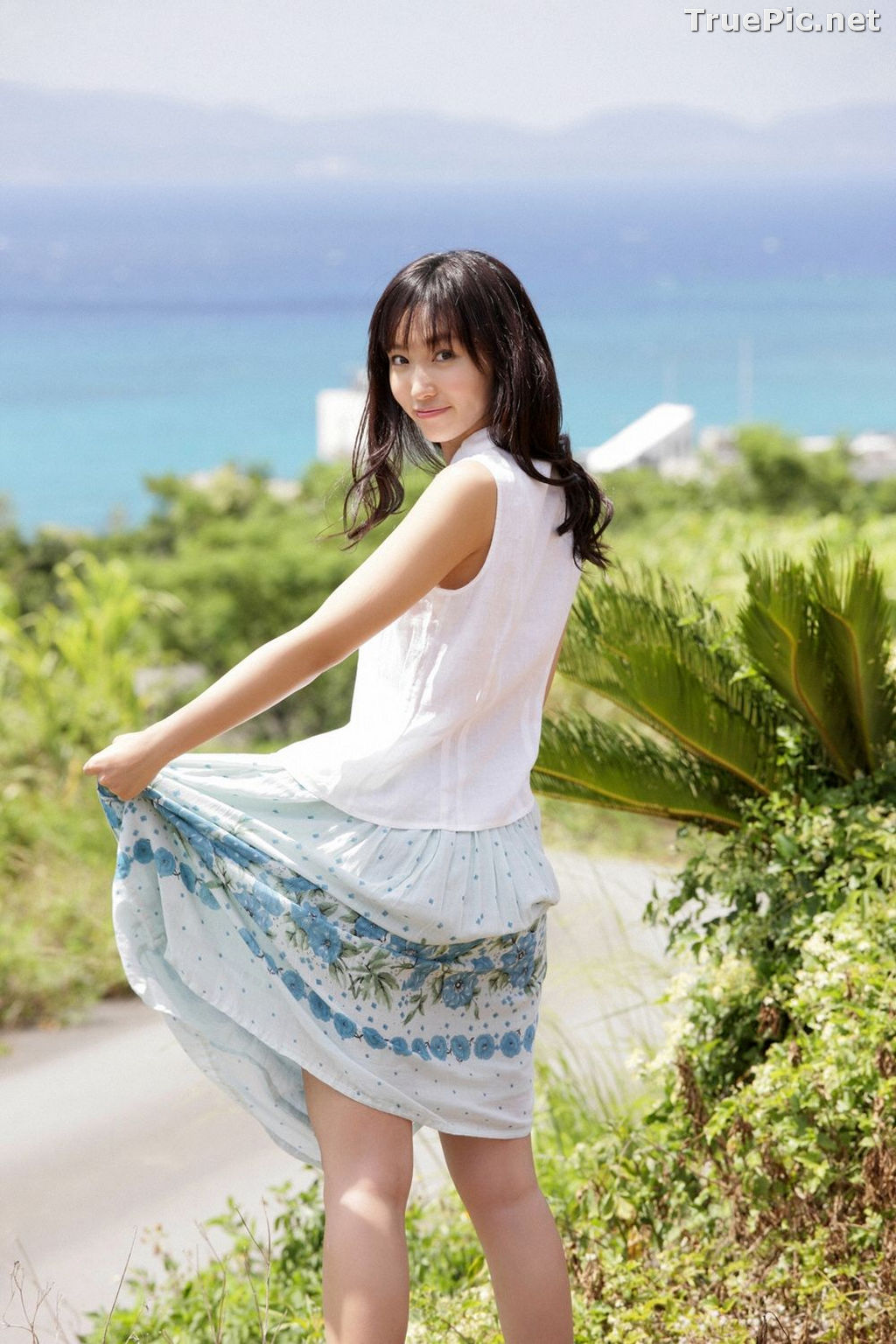 Image [YS Web] Vol.527 - Japanese Gravure Idol and Singer - Risa Yoshiki - TruePic.net - Picture-3