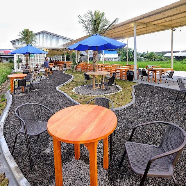 Cafe Kopi Nuri Condongcatur Sleman