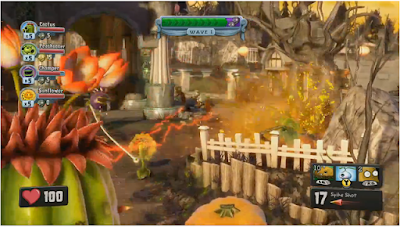 Plants Vs Zombies Garden Warfare 3D Full Version