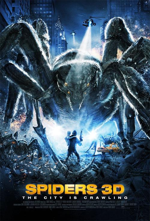 Spiders 3D Streaming ITA Film (2013) | FilmFreeStream