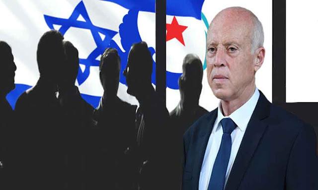 يكشف عن رسالة سرية لطلب الدعم من إسرائيل ... لعزل رئيس الجمهورية قيس سعيد أو قتله في مقابل إعلان التطبيع في تونس؟