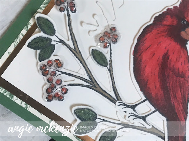 By Angie McKenzie for the Joy of Sets Blog Hop; Click READ or VISIT to go to my blog for details! Featuring the Toile Christmas Bundle, Toile Tidings DSP, Christmas Gleaming Stamp Set and Frosted Foliage Dies; #stampinup #handmadecards #naturesinkspirations #stationerybyangie #joschristmasbloghop #christmascards #squarecards #toilechristmasbundle #toiletidingsdsp #christmasgleamingstampset #frostedframesdies #cardtechniques #stamping #makingotherssmileonecreationatatime