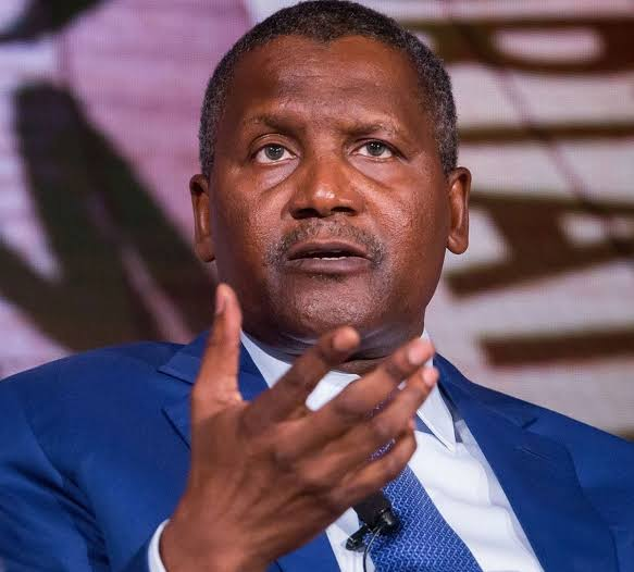 Africa's richest man: Dangote remains number 1, Adenuga makes top three. See full list