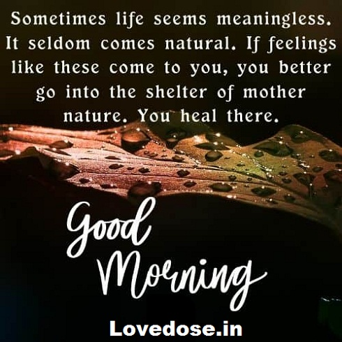 Inspiration Morning Message wishes