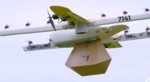 Inovasi Google Wing dengan Meluncurkan Layanan Drone ke Rumah Pertama