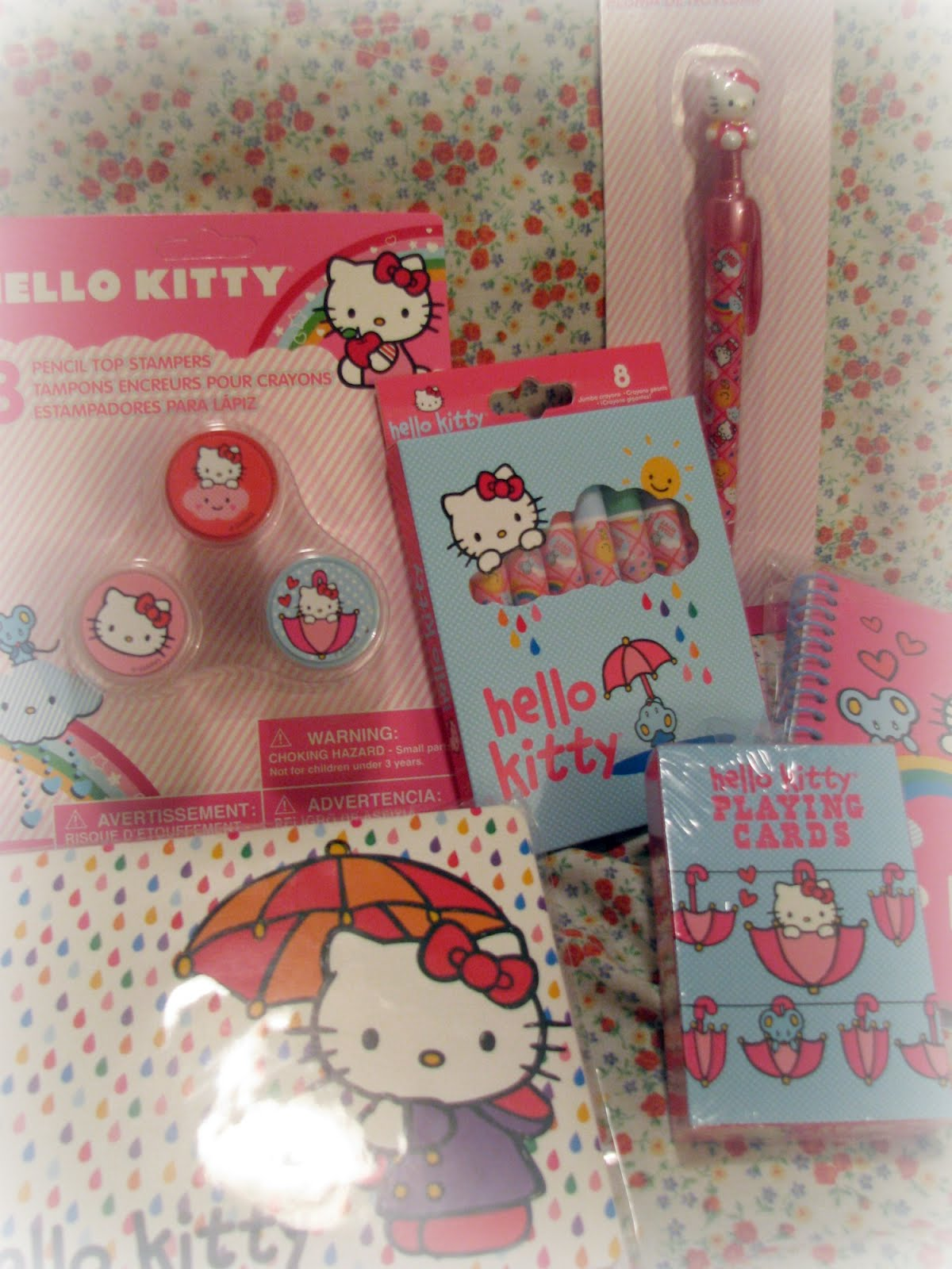Hello Kitty Bettwäsche Aldi Musings From Kim K Easter Basket Fillers And Easter Table