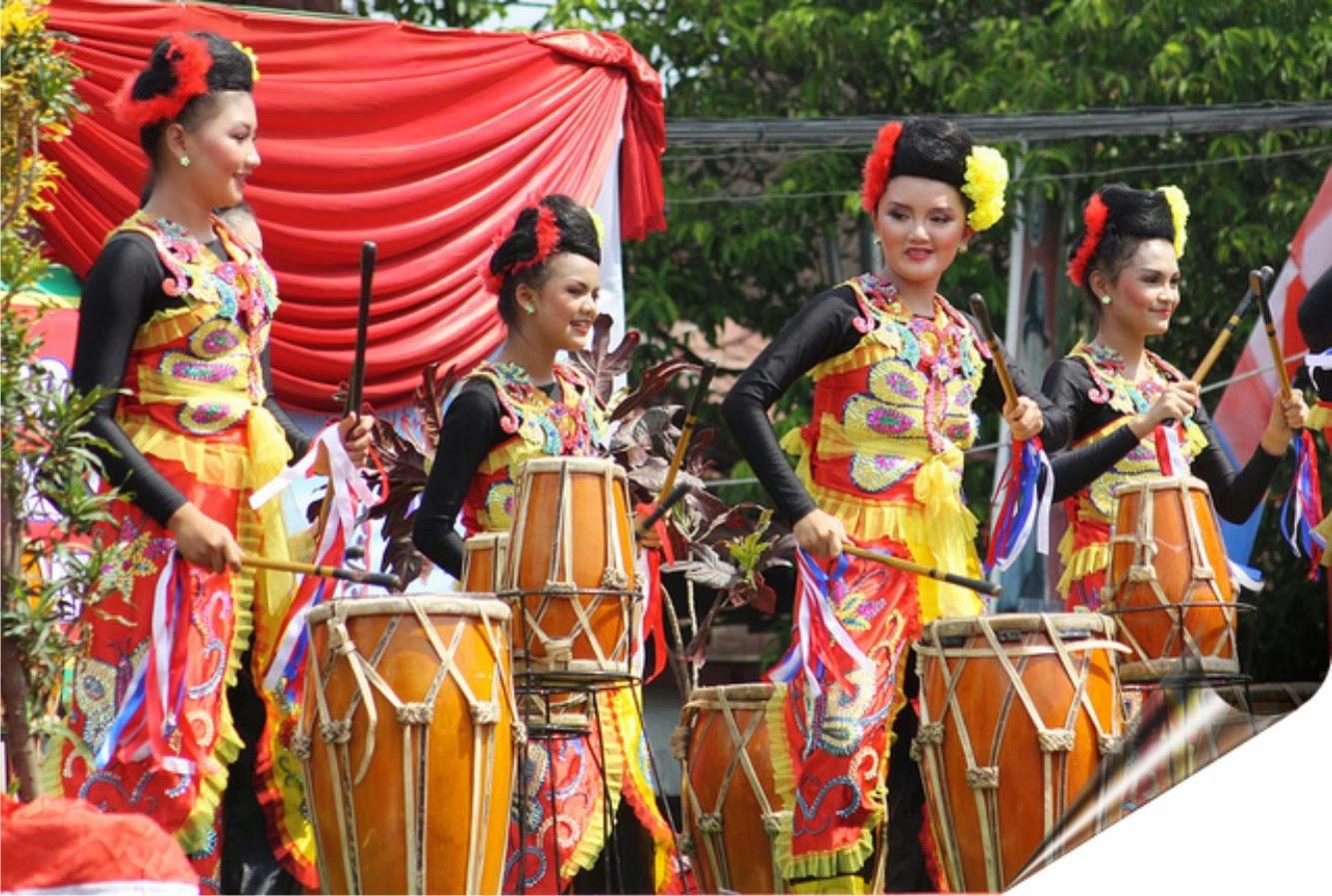Rampak Kendang , Traditional Music Of Sunda - GOING TOUR ...