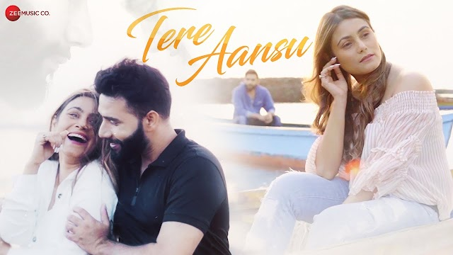 Latest Hindi New Song - Tere Aansu सुंग By Love