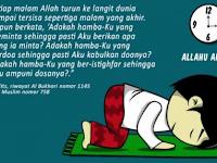 4 Amalan Ini, Kemuliaanya Menyerupai Pahala Mati Syahid