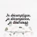 ☎ Je décomplique, décomplexe et déstresse