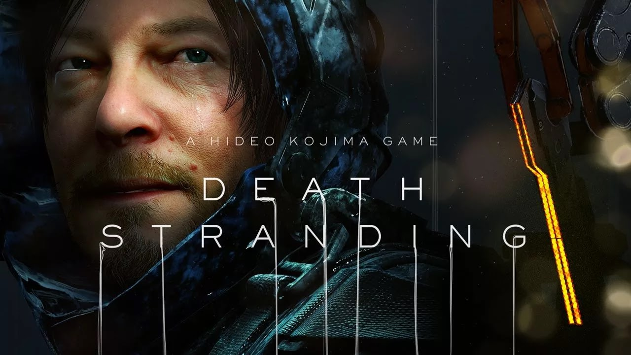Death Stranding Cover Art & SteelBook Art Unveiled At SDCC