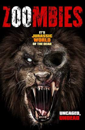 Zoombies 2016 Dual Audio Hindi 700MB BluRay 720p