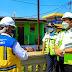 Menteri PUPR Serta Gubernur DKI Jakarta Mendampingi Menko Kemaritiman dan Investasi Tinjau Pembangunan Tanggul Pantai di Muara Baru