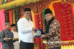 MTQ Aceh ke-34, Kabupaten Aceh Selatan Disambut Antusias Oleh Wakil Bupati Pidie