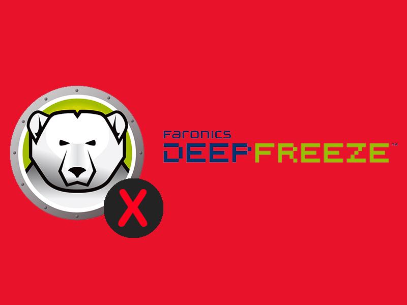 Cara Membobol Password Deep Freeze All Version