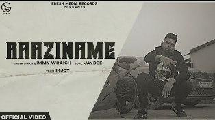 Raaziname Lyrics - Jimmy Wraich