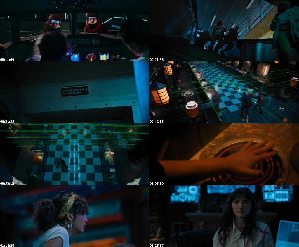 Watch Online Free Escape Room 2: Tournament of Champions (2021) 850MB Full Hindi (Fan Dubbed) Dual Audio Movie Download 720p Web-DL