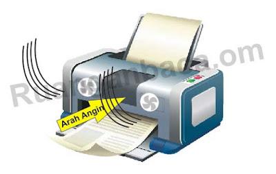 Modifikasi printer agar head dan mainboard awet