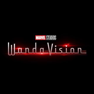 WandaVision Logo Marvel Disney+ Series