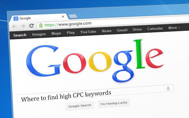 Where to find high CPC keywords | Behtreen khabar | High CPC Keywords