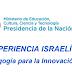 Conferencia: expertos en innovación educativa de Israel comparten su experiencia