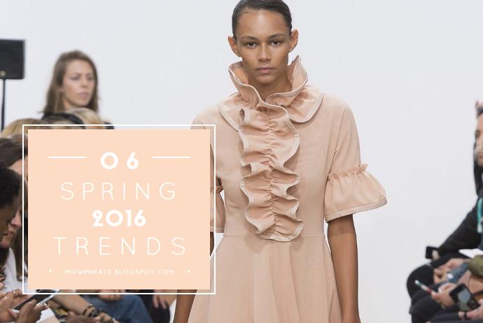 6 trendów na wiosnę