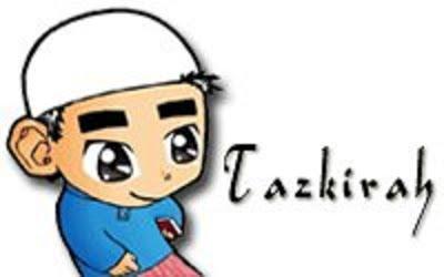 Tazkirah: Macam Kau Bagus Sangat!