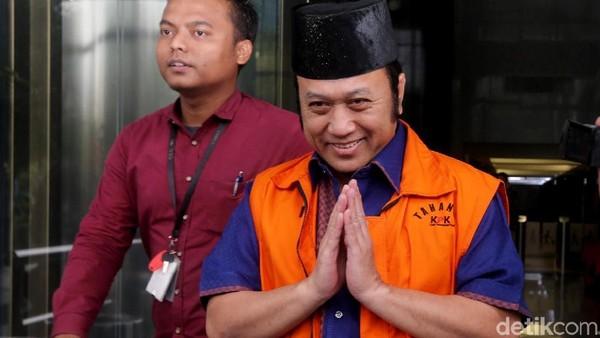 KPK Segera Eksekusi Bupati Lampung Selatan Zainudin Hasan