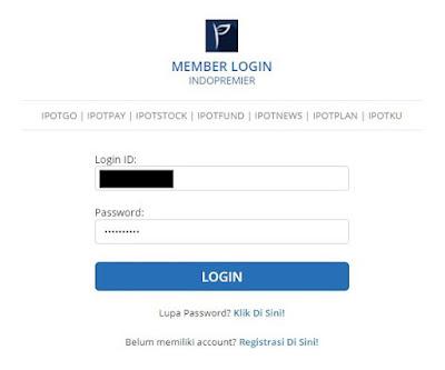 Login PIN Web