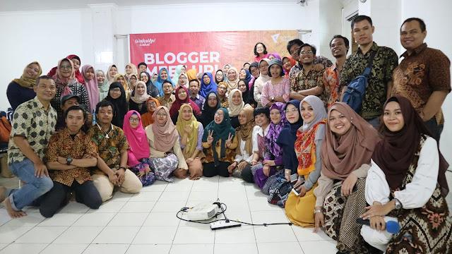 Blogger meet up dompet dhuafa