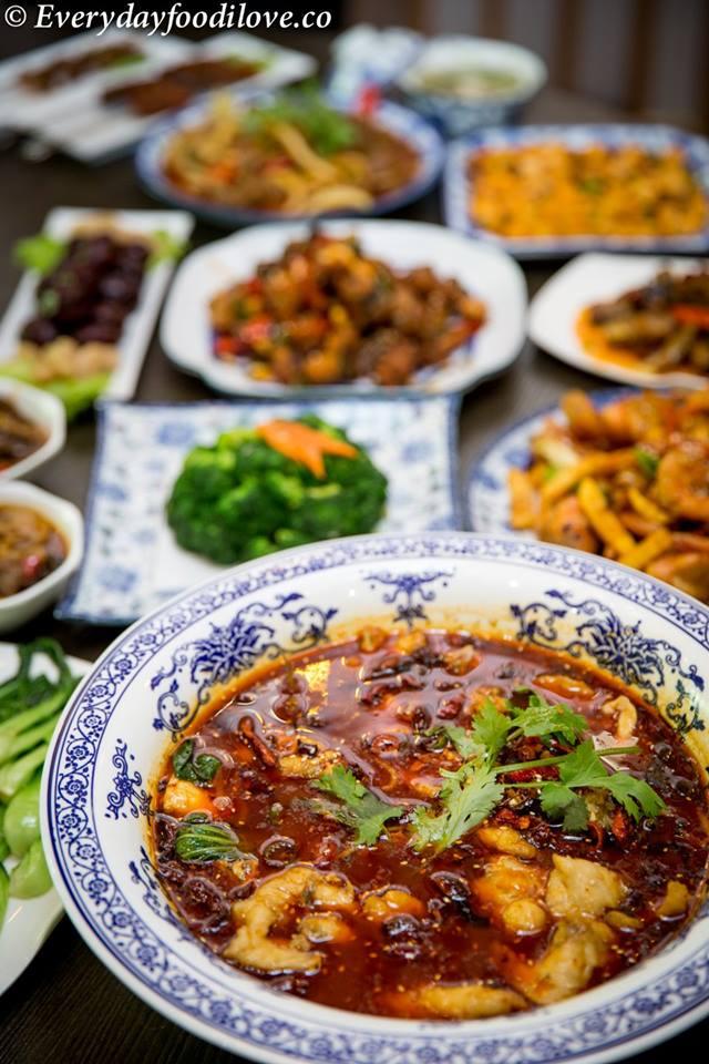 Amber chinese muslim restaurant ramadan buffet nexus for Amber asian cuisine