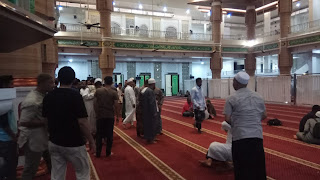 BKM Mesjid Oman Al-Makmur