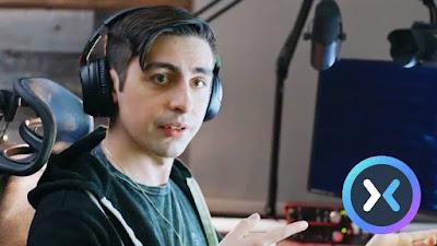لاعب العاب الكترونية مدعة Shroud ينتقل الى منصة Mixar