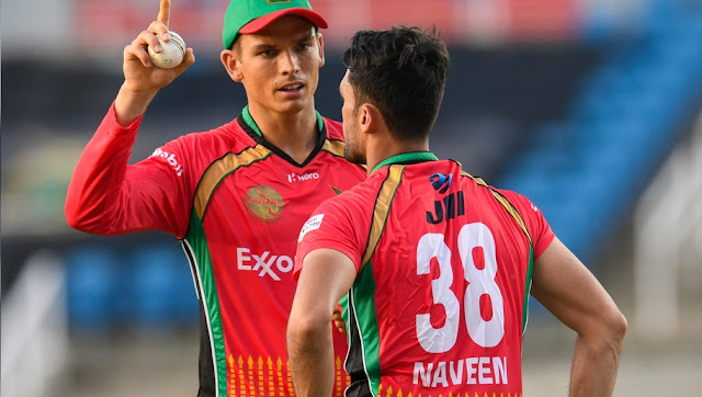 CPL 2020: Match 22,  Guyana Amazon Warriors v Barbados Tridents Dream11 Fantasy Team (GAW v BT), Match Prediction – Weather Conditions, Pitch Report, Playing XIs: 01 September