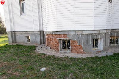 разваливающая православная церковь
