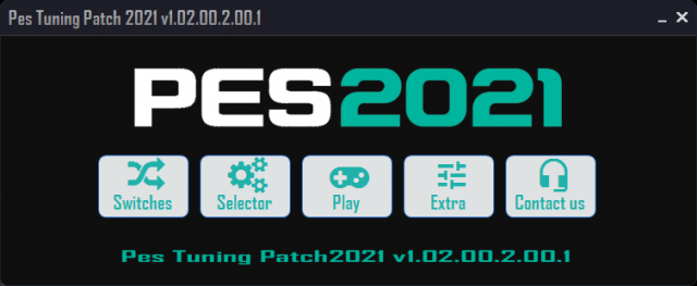 eFootball PES 2021 - Pes Tuning Patch 2021 v1.05.00.5.00.1