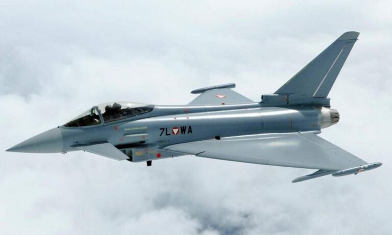 Η Τουρκία προσπαθεί να «τουμπάρει» την Ευρώπη με... Eurofighter!